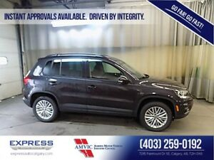 2016 Volkswagen Tiguan Special Edition - Ask about Cash Back