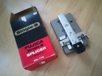 Fujica splicer single8 film