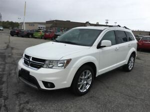 2016 Dodge Journey LTD /DVD/BLUETOOTH/HEATED STEERING/HEATED SEA