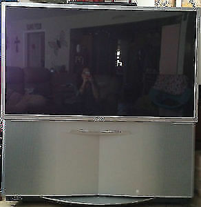 "Sony 57"" Rear Projection TV - Mint Condition - $200"