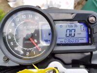 Motorbike keeway 125 very new