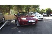 Mazda MX-5 Icon 2.0Ltr sports convertible average miles 78k Glasgow Scotland