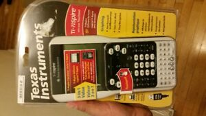 Texas Instruments Ti-Nspire Graphing Calculator with/ avec Touch
