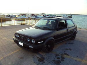 1992 Volkswagen GTI AEB 1.8T Swap
