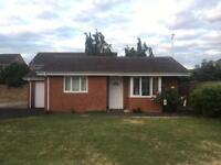 One bed detached bungalow