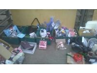 Job Lot of Items suitable for Car Boot, from house clearance