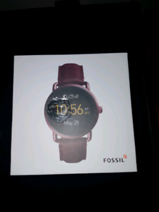 Fossil watch sync with android phones