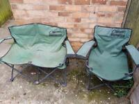 Garden/Camping chairs