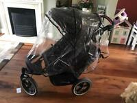 Phil and & Teds Navigator v2 double buggy