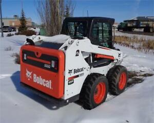 2015 Bobcat S550 ACS Skid Steer