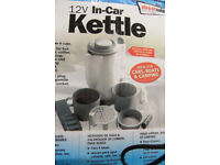 streetwize 12v kettle new