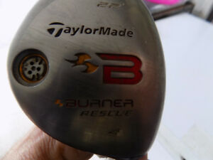 TAYLORMADE BURNER RESCUE CLUB
