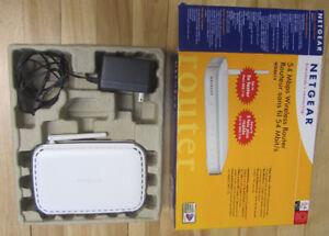 NETGEAR - 54Mbps Wireless Router - WGR614 v6