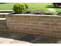 Marshalls Tegula Driveset Traditional wall bricks