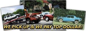 Get up to $1000 for your old unwanted cars trucks vans
