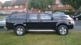 Nissan Navara D22...2006 £2300 BARGAIN!!