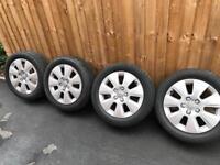 Audi Alloy Wheels 16 inch