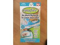 FREE! NEW! Easy feet shower aid