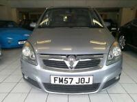 Vauxhall/Opel Zafira 1.8i 16v 2008.5MY Elite