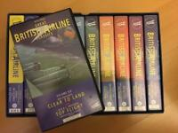 VHS boxed set of 'Great British Airline Classics'