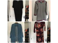Bundle of maternity clothes 12-14