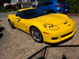 2009 Chevrolet Corvette Z06 Coupe (2 door)