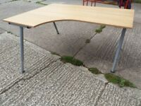 Ikea Office Study Desks Left and Right Side Flat Packed Delivery Available