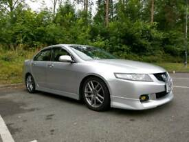 Honda Accord Type S 2006, 2.4 facelift CL9