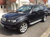 BMW X5 4.8is LPG Converted