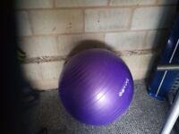 Swiss gym ball