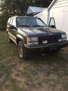 1994 Jeep Grand Cherokee in great condition