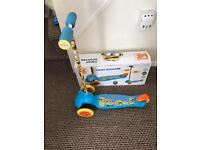 Minions Scooter with original box