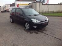 24/7 Trade sales NI Trade prices for the public 2005 Ford Fiesta 1.4 Flame low miles 60.000