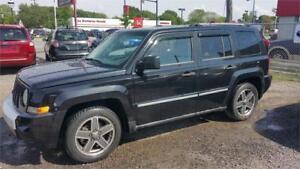 2009 Jeep Patriot 4X4 LIMITED CUIR TOIT GARANTIE 1 ANS GRATUITE