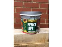 Ronseal fence paint 5L