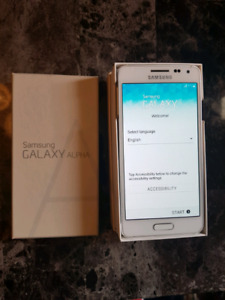 Galaxy alpha *mint*