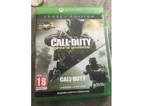 Call of duty iw legacy edition Xbox one