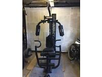 Marcy by Impex equipment multi gym
