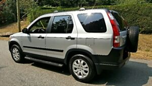MINT*Honda CRV SE Anniversary  Edition 102,000 Kms No Accidents*