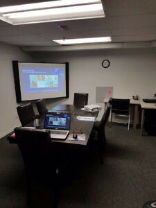 MEETING ROOM SPACE FOR HOURLY, DAILY OR WEEKLY RENTALS
