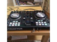 Tracktor s2 controller
