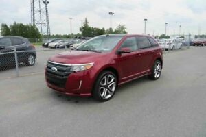 2014 Ford EDGE AWD Sport navigation toit ouvrant awd