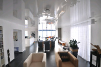 Textured ceiling solutions - Stretch Ceilings
