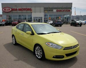 2013 Dodge Dart Limited/GT Turbo, Leather seats, Alarm