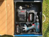 Bosch Professional Cordless Impact Drill (also screwdriver)