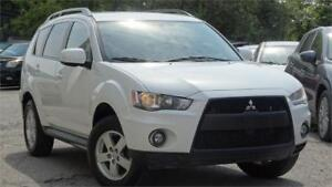 2010 Mitsubishi Outlander LS WITH SAFETY