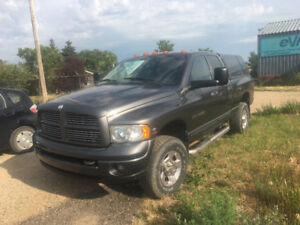 2004 Dodge Power Ram 3500 Laramie Pickup Truck