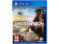 Tom Clancy's GHOST RECON WILDLANDS - PS4 game