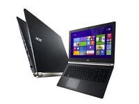 Acer Aspire V Nitro Black Edition Quad core i5 laptop