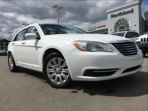 2013 Chrysler 200 LX 2.4L